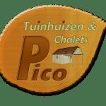 Logo Chalets tuinhuizen Pico