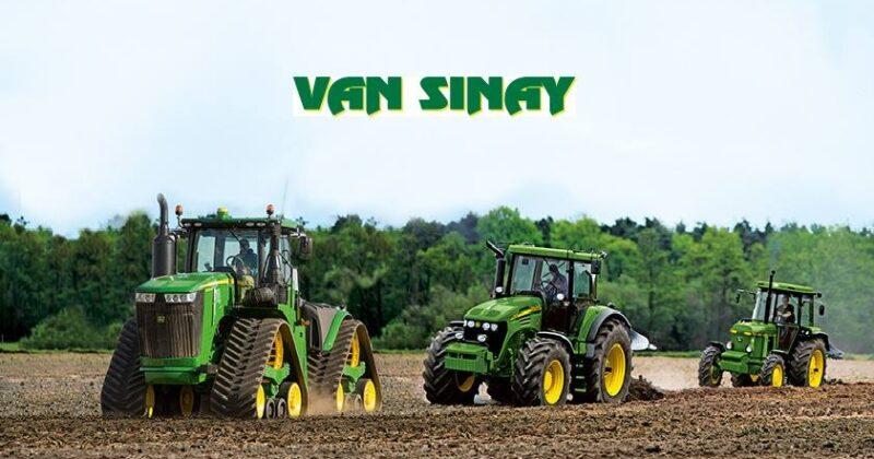 Van Sinay BV | Responsieve Website met Webshop